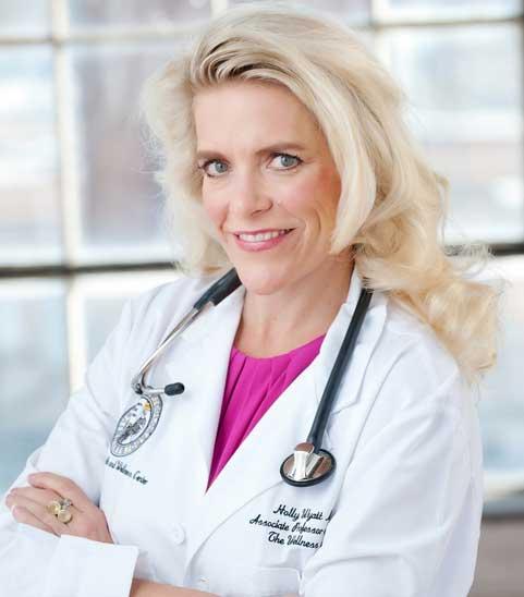Dr Holly Wyatt
